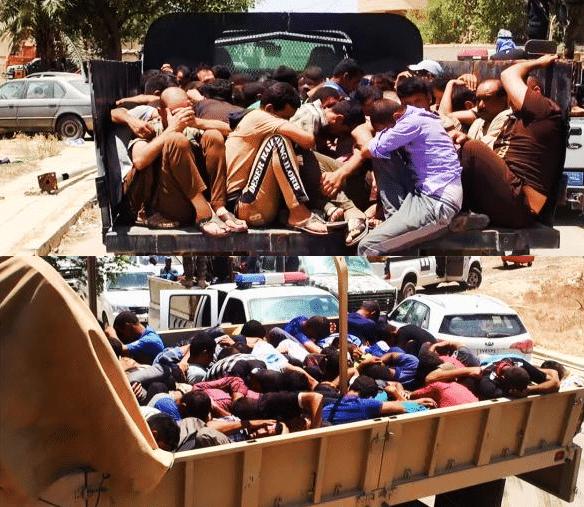 ISIS posting mass killings of Iraqi soldiers