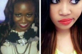 Vera Sidika, Kenyan Kim Kardashian skin bleaching controversy.