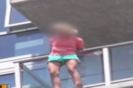 Kyoko Kozu, Japanese mother throws 3 children to their deaths out of high rise and then self.