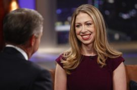 Chelsea Clinton: I'm just too rich to care about money.