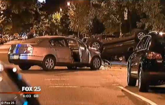Boston couple on evening walk killed