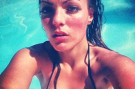 Katerina Christodoulou uses $17K school loan for plastic surgery instead