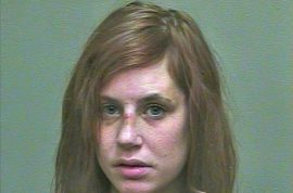 Sammie Bruhwiler, animal lover strangles her dog after trying to get rid of fleas.