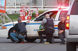 Justin Bourque manhunt; 'We have no idea where he is.'