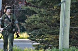 Justin Bourque arrested. But what was his motive?