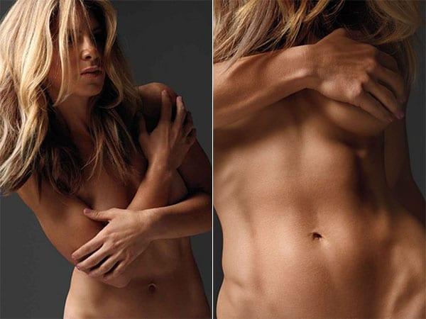 jillian michaels sexy body nude