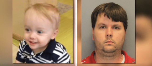 Justin Ross Harris son, Cooper died because of hypothermia.