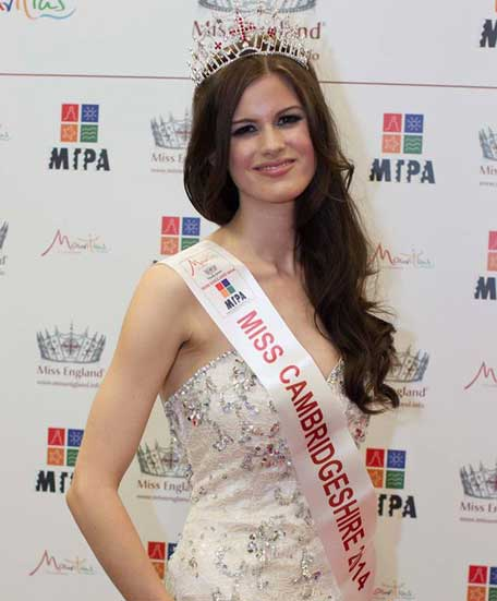 Miss England 2014