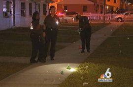 2 gunmen responsible for Miami shooting not found: 2 dead, 8 injured