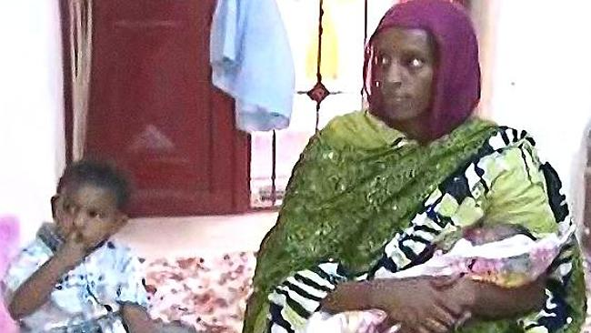 Sudanese woman sentenced to death released