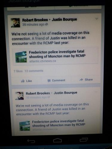 Justin Bourque arrest