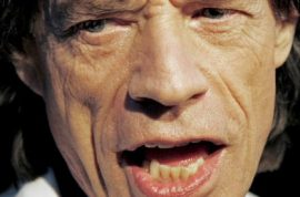 Mick Jagger dating 20 something old. So much for L'Wren Scott