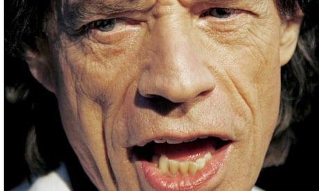 Mick Jagger dating
