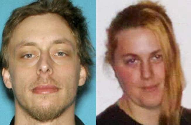 Las Vegas cop killing couple