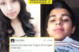 Fahad Mughal, 18 year old Texas brother shoots dead 2 siblings then self