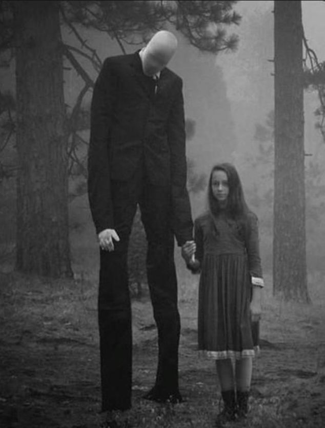 Slender Man myth leads to 12 year olds stabbing classmate