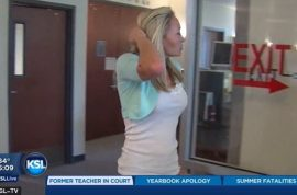 Brianne Altice, Utah school teacher insists she's the real victim after sodomizing 16 year old boy