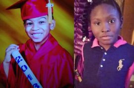 Why was a six year old stabbed to death in random elevator assault in Brooklyn?