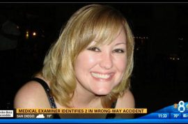 Did Trista Lynn Stier intend to cause fatal head on suicide collision?