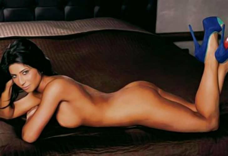 Florica Leonida naked