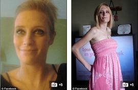 Danielle Saxton, pregnant woman arrested after posting stolen dress selfie on Facebook
