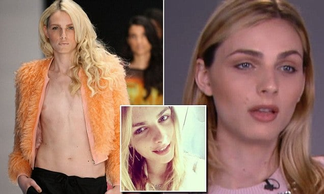 Andrej Pejic sex reassignment surgery