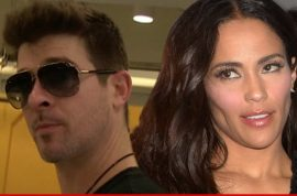 Robin Thicke finally admits marriage is over as new album is a huge dud