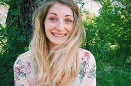 Caterina Alzetta, stunning blonde Italian killed when her hair gets caught in steering wheel