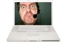 Awful Comcast customer service agent berates customer. Par for the course?