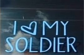 Was it fake? Ellen Wilson's 'I love my soldier' bumper sticker controversy