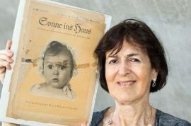 Hessy Taft: Nazi Germany perfect Aryan baby was Jewish