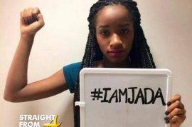 #IamJada, cyberbullied rape victim fights back against her taunters