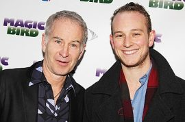 Drug dealer? Kevin McEnroe, John McEnroe and Tatum O'Neal's son busted for cocaine possession