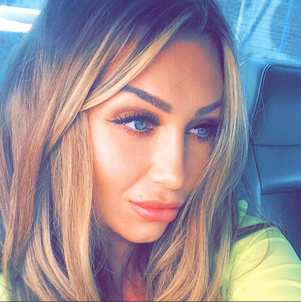Lauren Goodger sex tape
