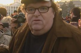 Michael Moore divorce shows he's really a capitalist.