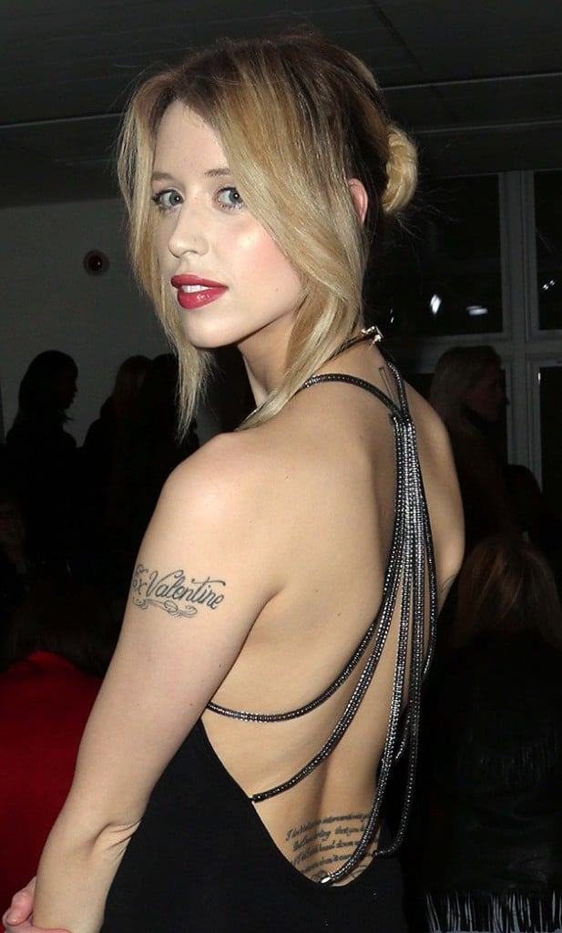 Pete Doherty Peaches Geldof