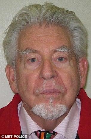 Rolf Harris guilty