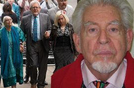 Rolf Harris guilty of molesting 12 young girls. Why did he do it?