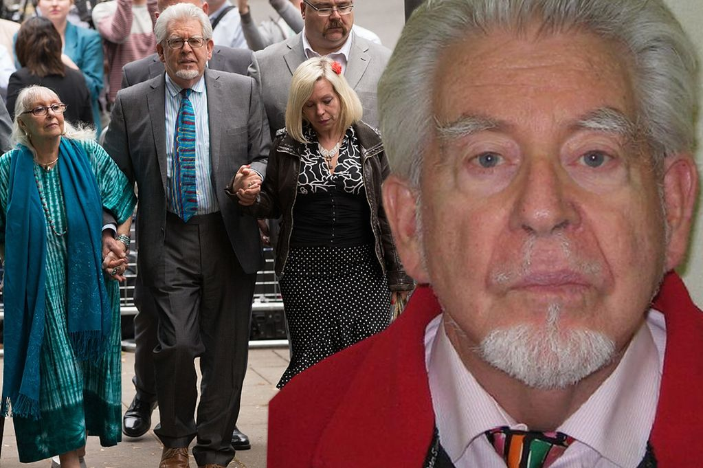 Rolf Harris guilty verdict