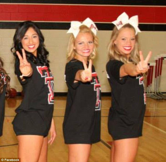 Kendall Jones Texas cheerleader hunter