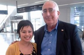 Ben Stein to Tanya Ma: I only wanted a kiss a hug and maybe a blow job?