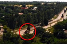 BUK missile launcher was positioned 2 hours before Malaysia Airlines MH17 flight