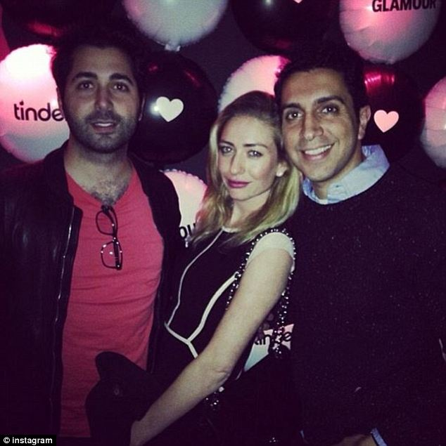 Whitney Wolfe fired Tinder executive