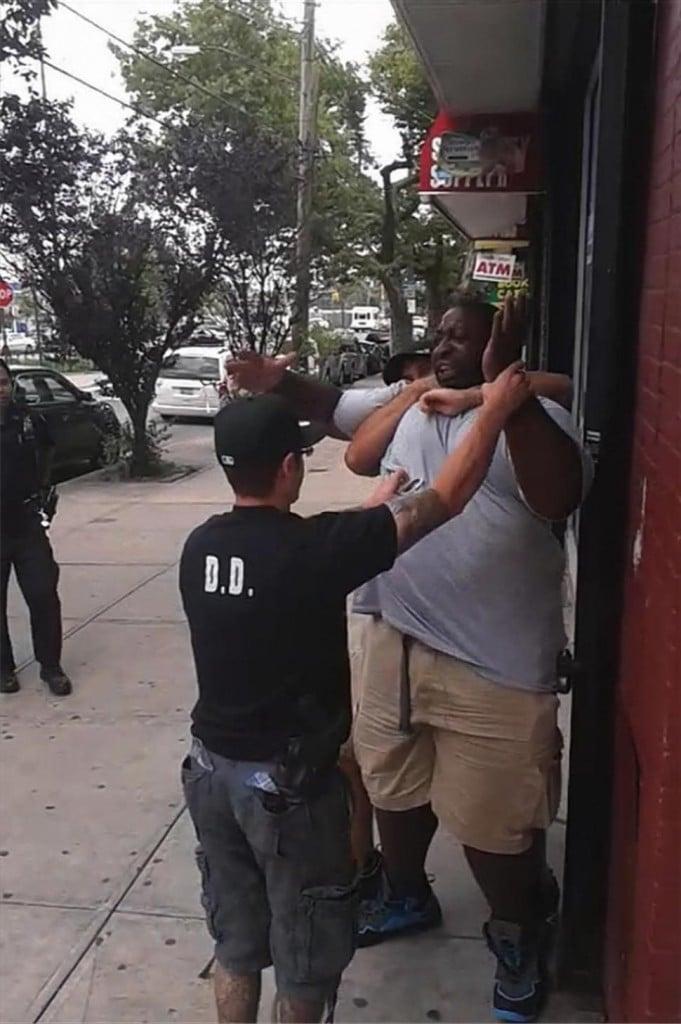 Eric Garner's chokehold death ruled a homicide