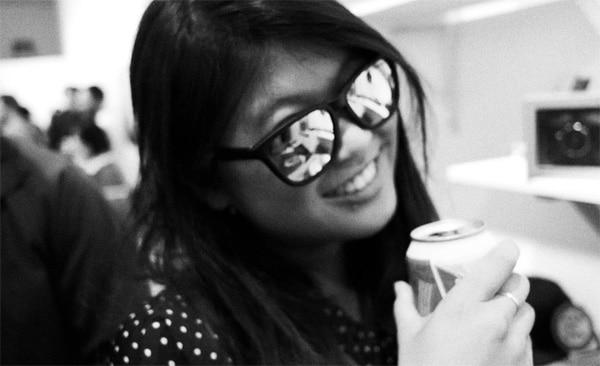 Cindy Yeh Moma intern