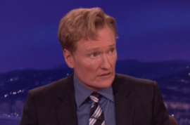 Robin Williams bought Conan O'Brien a bicycle to cheer him up