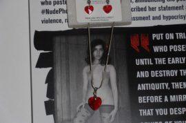 Aliaa Magda Elmahdy, Feminist activist defecates and bleeds on black ISIS flag