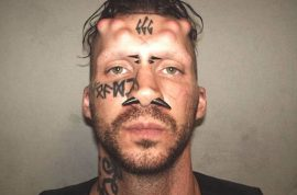 Oh really? Caius Veiovis lawyer worried his clients 666 tattoo and horns could turn jurors off