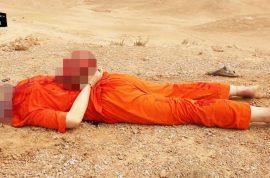 #ISISmediaBlackout: James Foley beheading. Should the media black out all ISIS propaganda?