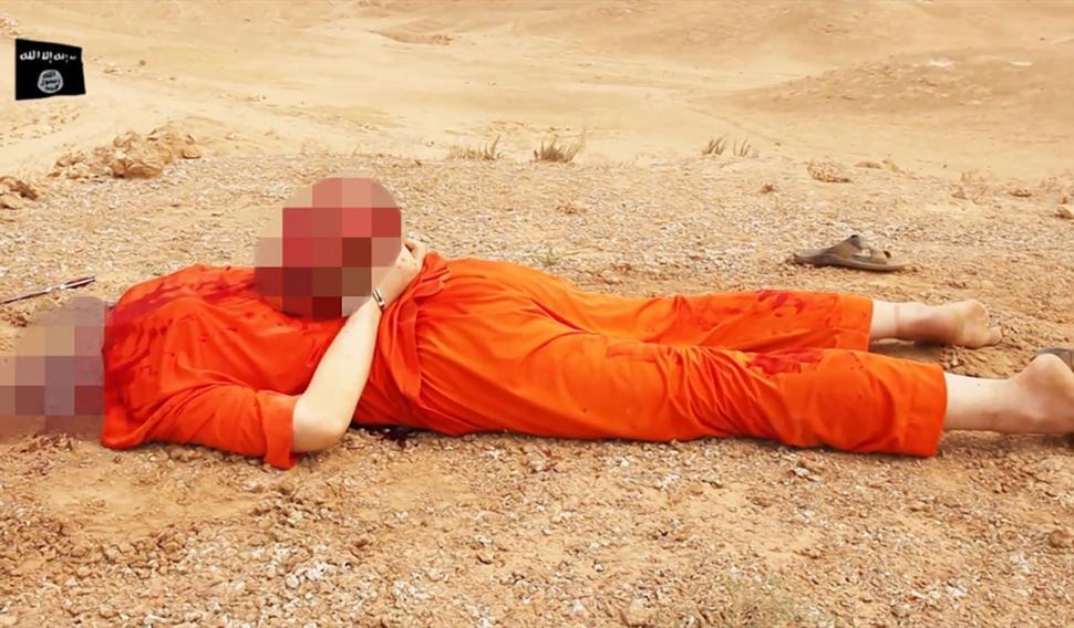 #ISISmediaBlackout